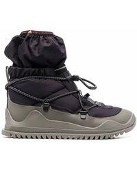 adidas By Stella McCartney Winter Cold.rdy パネル ブーツ - ブラック