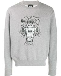 Just Cavalli - タイガー スウェットシャツ - Lyst