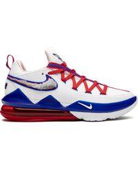 Nike - Lebron 17 Low-top Sneakers - Lyst