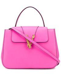 Versace Сумка Virtus С Верхней Ручкой - Розовый