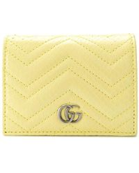 Gucci - Картхолдер GG Marmont - Lyst
