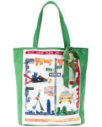 Juicy Couture - Printed Tote Bag - Lyst