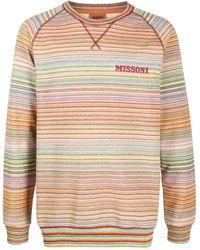 Missoni - ロゴ スウェットシャツ - Lyst