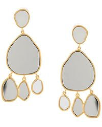 Aurelie Bidermann Ciotollo Earrings - メタリック