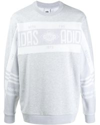 adidas スウェットシャツ - マルチカラー