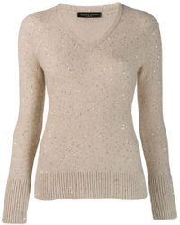 Fabiana Filippi - スパンコール セーター - Lyst