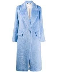 Dorothee Schumacher Pure Luxury シングルコート - ブルー