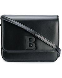 Balenciaga Сумка Через Плечо С Логотипом - Черный