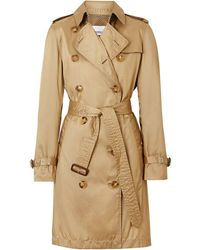 Burberry Trench con cappuccio staccabile - Neutro