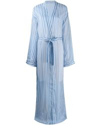 Sian Swimwear 'Irene' Kimono - Blau