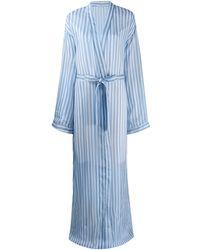 Sian Swimwear Albornoz tipo kimono Irene - Azul