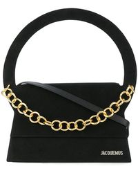 Jacquemus - Chain Embellished Tote - Lyst