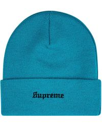 Supreme Bonnet 8-Ball - Bleu