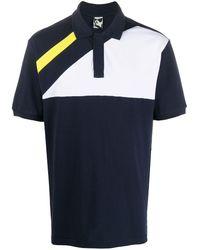 GR10K ポロシャツ - ブルー