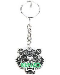 KENZO - 'tiger' Keyring - Lyst