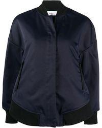Enfold ボンバージャケット - ブルー