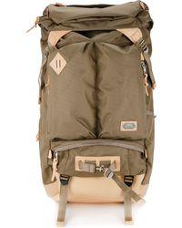 AS2OV Ballistic Nylon 2pocket Backpack - Bruin