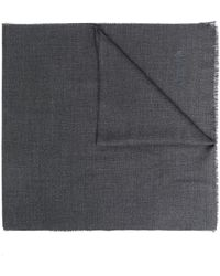 Church's ロゴ スカーフ - グレー