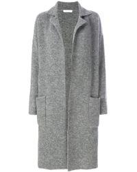 Cruciani - Open Cardi-coat - Lyst