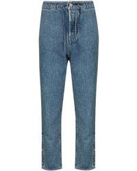 RTA Matisse ストレートジーンズ - ブルー