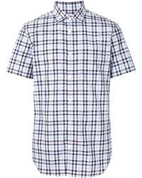 Kent & Curwen - チェック Tシャツ - Lyst