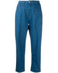 Haikure Pantalones holgados - Azul