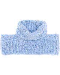 Jacquemus Le Col Collar - Blue