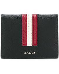 Bally カードケース - ブラック