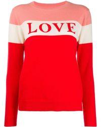 Chinti & Parker - Love セーター - Lyst