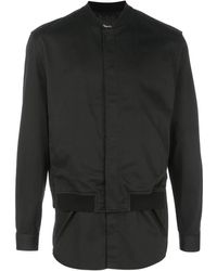 3.1 Phillip Lim Bomber Shirt-jacket - Black