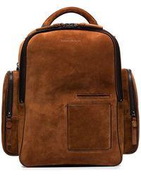 Ermenegildo Zegna - Zip-around Backpack - Lyst