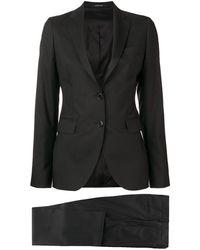 Tagliatore - Fitted Two-piece Suit - Lyst