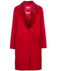 P.A.R.O.S.H. - Lover Coat - Lyst