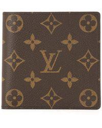 Louis Vuitton Кошелек Pre-owned Port Vie Cult 2003-го Года - Коричневый