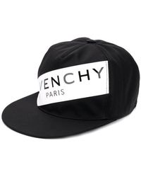Givenchy - Logo Print Cap - Lyst