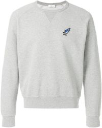 Closed - Shooting Star Patch Sweatshirt - Lyst