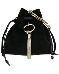 Jimmy Choo - Callie バケットバッグ - Lyst