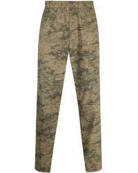 The North Face Class V Camouflage-print Trousers - Green