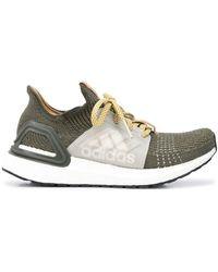 adidas Ultraboost 19 Wood Wood Sneakers - Gray