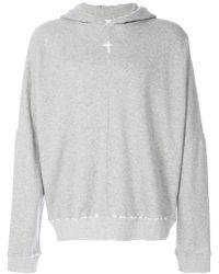 RTA - Classic Hooded Sweatshirt - Lyst