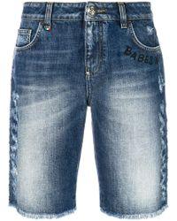 Philipp Plein - Babes Only Shorts - Lyst