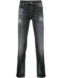 7 For All Mankind - Ronnie スキニージーンズ - Lyst