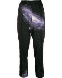 Pinko 'Space' Jogginghose - Schwarz