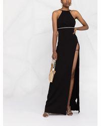 Just Cavalli エンパイアライン ドレス - ブラック
