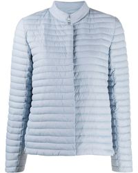 Save The Duck Giga Padded Jacket - Blue