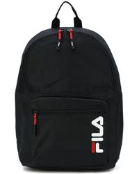 Fila - Logo Backpack - Lyst