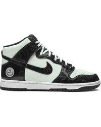 Nike Кроссовки Dunk High Se - Черный