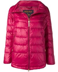 Woolrich - Classic Padded Jacket - Lyst