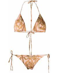 Philipp Plein Bikini New Baroque - Multicolor