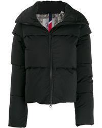 Rossignol キルティング パデッドジャケット - ブラック